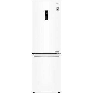 LG GBB61SWHMN alulfagyasztós hűtőszekrény NoFrost 2 év garanciával