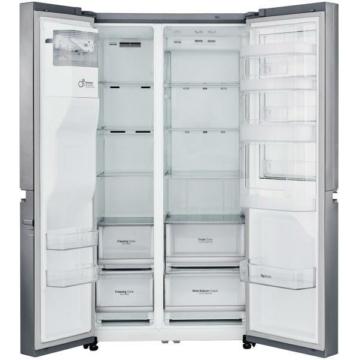 LG GSJ760PZUZ amerikai NoFrost hűtőszekrény 3 év garanciával