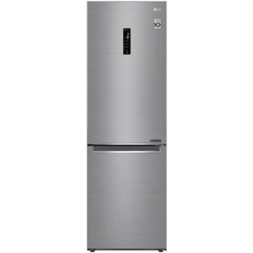LG GBB61PZHMN alulfagyasztós hűtőszekrény NoFrost