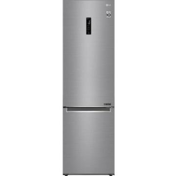 LG GBB62PZFFN alulfagyasztós hűtőszekrény hamvas ezüst NoFrost
