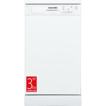 Navon DSW 4500 W keskeny mosogatógép 3 év garanciával