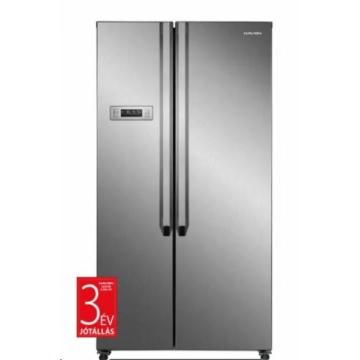 Navon H SBS 436F X Side by Side NoFrost amerikai hűtőszekrény 3 év garanciával 3 év garanciával