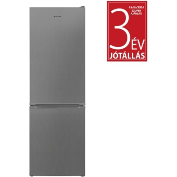 Navon REF 278 X A+ alulfagyasztós hűtőszekrény 3 év garanciával