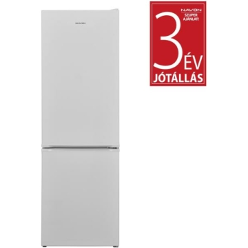 Navon REF 286+ W alulfagyasztós hűtőszekrény