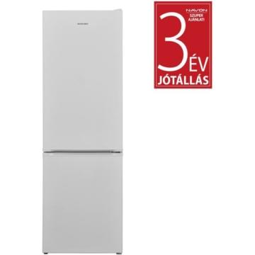 Navon REF 286+ W alulfagyasztós hűtőszekrény 3 év garanciával