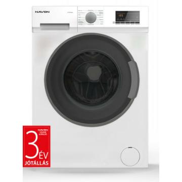 navon WMN 712 AAA előltöltős keskeny mosógép 3 év garanciával
