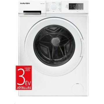 Navon WMS610 AAA előltöltős keskeny mosógép 3 év garanciával