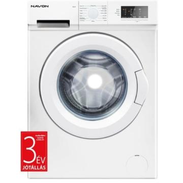 Navon WPR610 AA elöltöltős keskeny mosógép