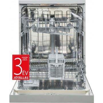 Navon DSL 45 Inox színű keskeny mosogatógép 3 év garanciával