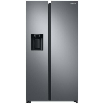 Samsung RS68A8821S9/EF amerikai Side by Side hűtőszekrény 3 év garanciával