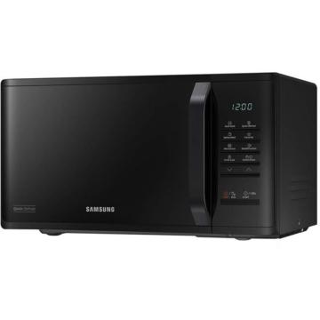 Samsung MS23K3513AK/EO fekete színű mikrohullámú sütő 23 literes 800W-os
