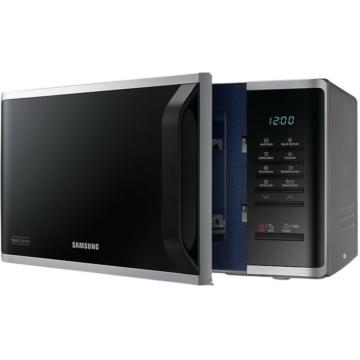 Samsung MS23K3513AS/EO mikrohullámú sütő 23 literes szürke színű 800 W-os