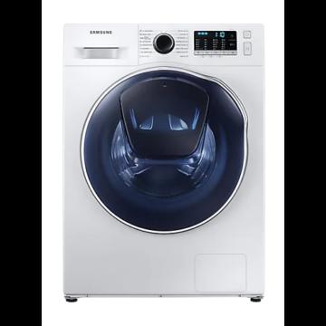 Samsung WD8NK52E0ZW/LE keskeny mosó-szárítógép 8/5 kg kapacitással, 1200 fordulatos centrifugával