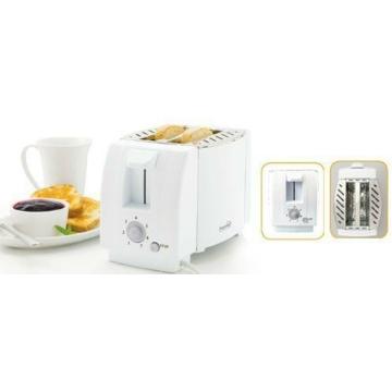 HOME by Somogyi HG KP 01 fehér kenyérpirító 2 szeletes 750W