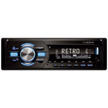 SAL VB 4000 autórádiós fejegység és MP3/WMA lejátszó