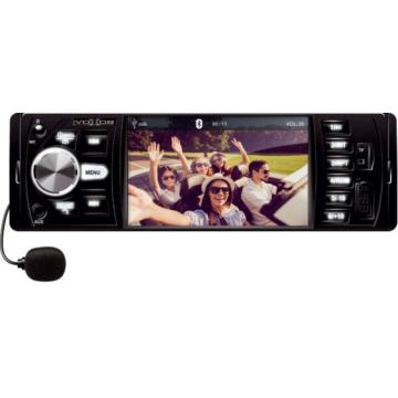 SAL VB X200 autórádió és multimédia lejátszó beépített kijelzővel