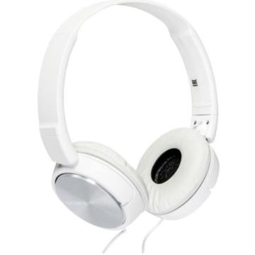 Sony MDR-ZX310APW fehér színű összecsukható fejhallgató headset funkciókkal