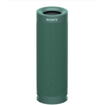 Sony SRS-XB23 olivazöld színű bluetooth hangszóró