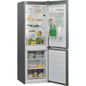 Whirlpool W5 821E OX 2 alulfagyasztós hűtőszekrény 2 év garanciával