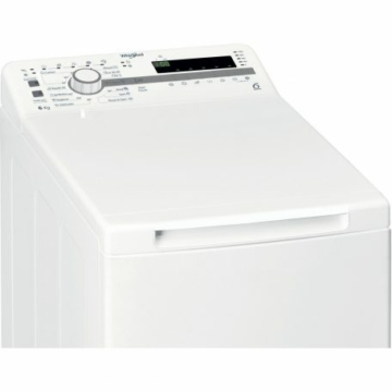 Whirlpool TDLR 6030S EU/N felültöltős mosógép 6 kg ruhatöltet és 1000 fordulatos centrifuga
