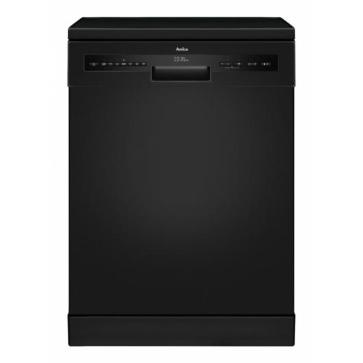 Amica DFM66C8EOiBD mosogatógép fekete színben 2 év garanciával
