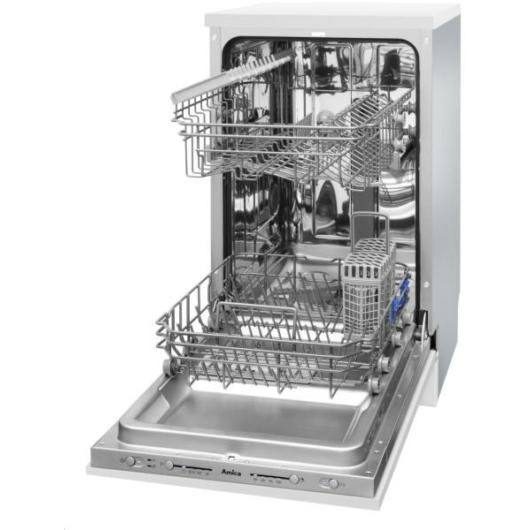 Amica DIM 404D beépíthető 9 terítékes mosogatógép