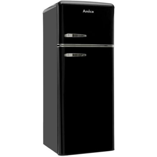 Amica KGC 15634 S Retro hűtőszekrény 2 év garanciával