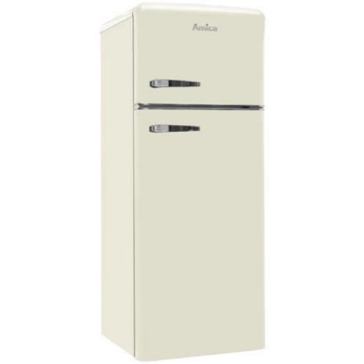 Amica KGC 15635B Retro hűtőszekrény