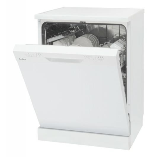 Amica ZWM 615 WC szabadonálló fehér színű mosogatógép 16 terítékes