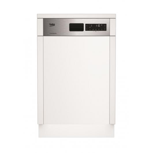 Beko DSS28121 X beépíthető mosogatógép 5 év garanciával, 11 terítékes