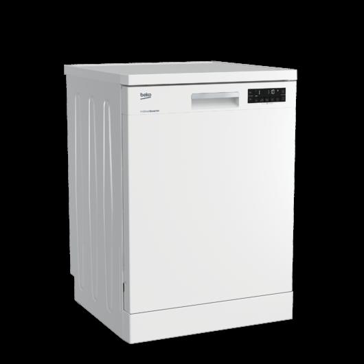 Beko DFN28422 W 60 cm széles mosogatógép 2 év garanciával