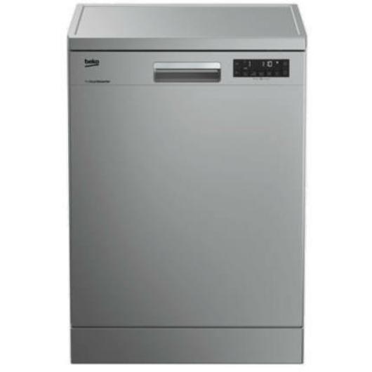 Beko DFN28422 S 60 cm széles mosogatógép 5 év garanciával