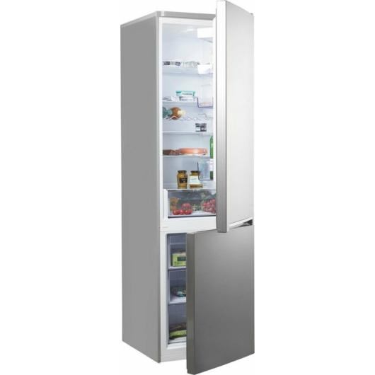 Beko RCSA406K40 XBN alulfagyasztós kombinált hűtőszekrény