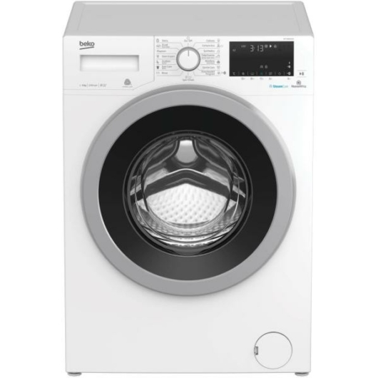 Beko WTV9636 XS0 előltöltős mosógép 5 év garanciával