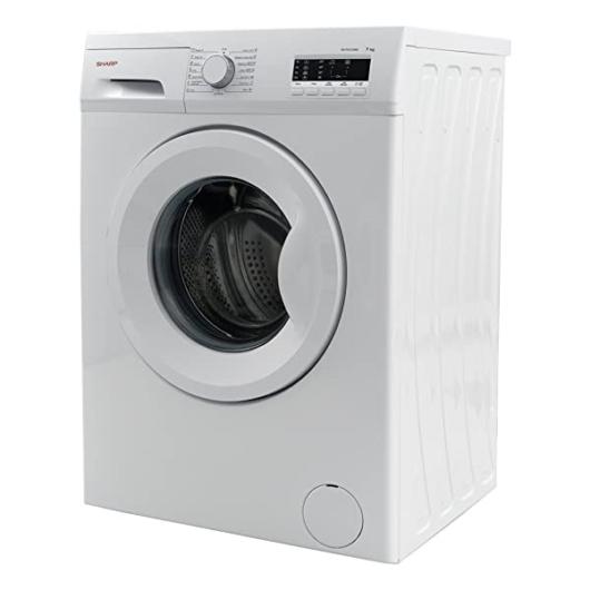Sharp ES-HFA7123WDEE előltöltős mosógép 2 év garanciával