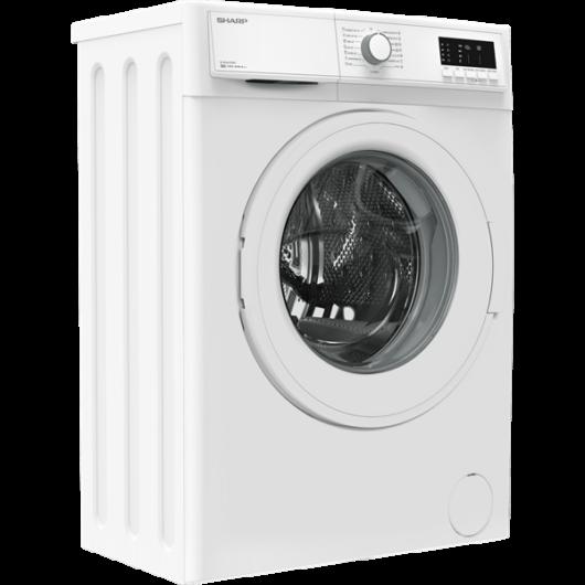 Sharp ES-HFA6122WDEE előltöltős keskeny mosógép 2 év garanciával