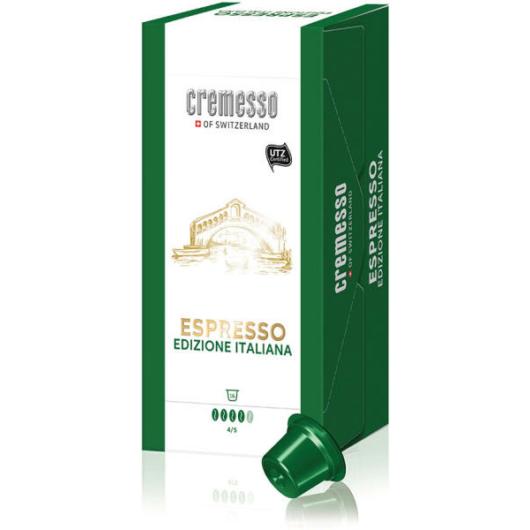Cremesso Espresso Edizione Italiana kávékapszula 16 db-os kiszerelésben