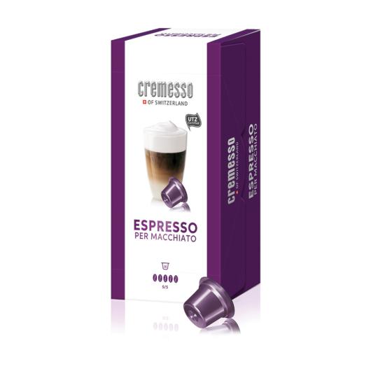 Cremesso Espresso Per Macchiato kávékapszula 16 db-os kiszerelésben
