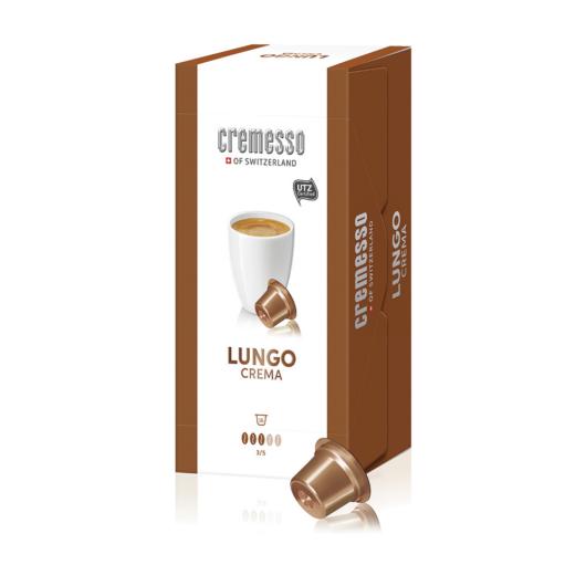 Cremesso Lungo Crema 16 db-os kávékapszula