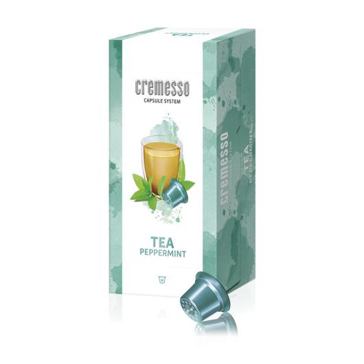 Cremesso Peppermint teakapszula 16 db-os kiszerelésben