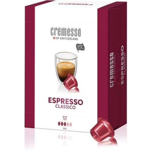 Cremesso Espresso XXL box kávékapszula 48 db-os kiszerelés