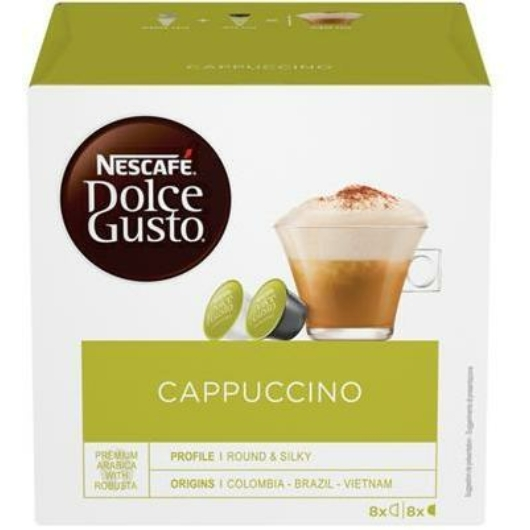 NESCAFE Dolce Gusto Cappuccino 16 db kávékapszula