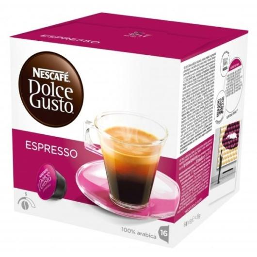 NESCAFÉ Dolce Gusto Espresso 16 db kávékapszula