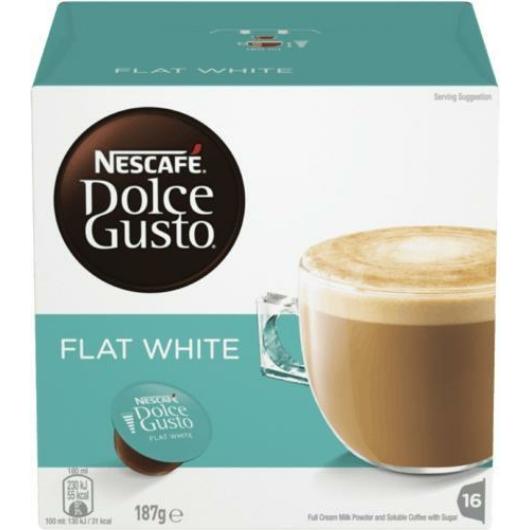 NESCAFE Dolce Gusto Flat white 16 db kávékapszula
