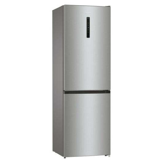 Gorenje N619EAXL4 alulfagyasztós NoFrost hűtőszekrény 3 év garancával