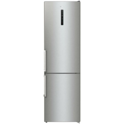 Gorenje NRC6203SXL5 alulfagyasztós kombinált hűtőszekrény 3 év garancia
