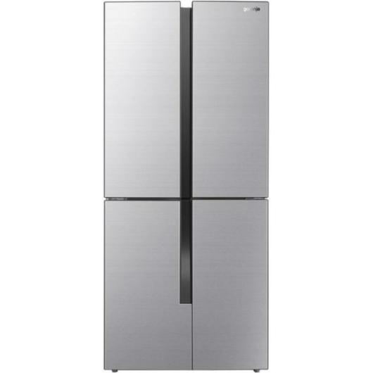 Gorenje NRM8181MX kombinált hűtőszekrény 3 év garancia
