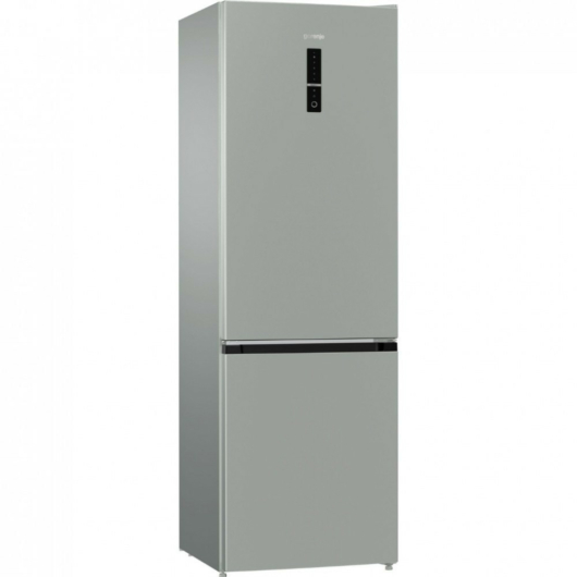 Gorenje RK6193LX4 alulfagyasztós kombinált hűtőszekrény 3 év garancia