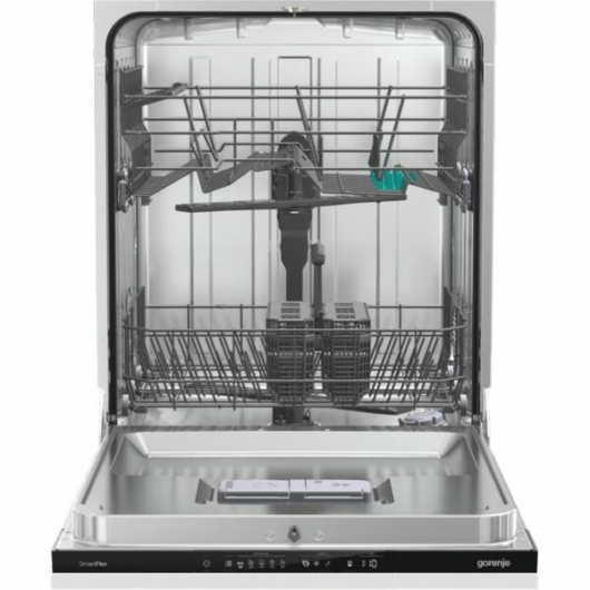 Gorenje GV671C61 teljesen beépíthető mosogatógép 16 terítékes