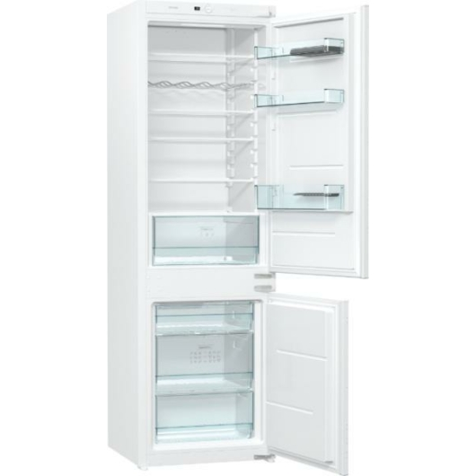 Gorenje NRKI4182E1 beépíthető kombinált hűtőszekrény 3 év garanciával